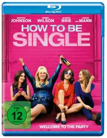 How To Be Single (Blu-ray), Blu-ray Disc