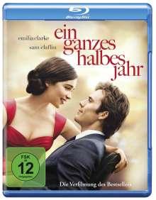 Ein ganzes halbes Jahr (Blu-ray), Blu-ray Disc
