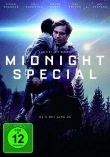 Midnight Special, DVD