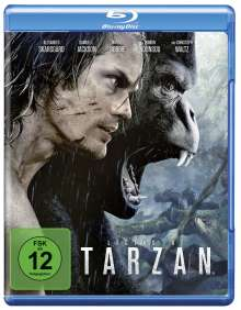Legend of Tarzan (Blu-ray), Blu-ray Disc