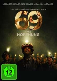 69 Tage Hoffnung, DVD