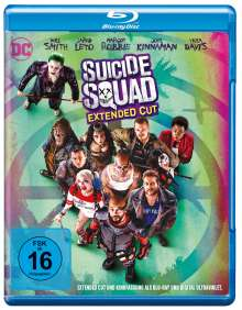 Suicide Squad (Blu-ray), Blu-ray Disc