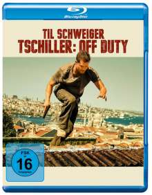 Tschiller: Off Duty (Blu-ray), Blu-ray Disc