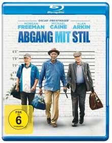 Abgang mit Stil (Blu-ray), Blu-ray Disc