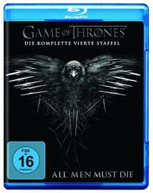 Game of Thrones Season 4 (Blu-ray), 4 Blu-ray Discs