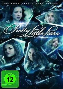 Pretty Little Liars Staffel 5, 6 DVDs