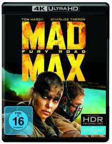 Mad Max - Fury Road (Ultra HD Blu-ray), Ultra HD Blu-ray
