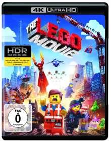 The Lego Movie (Ultra HD Blu-ray), Ultra HD Blu-ray