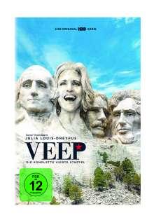Veep Season 4, 2 DVDs