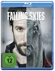 Falling Skies Season 5 (finale Staffel) (Blu-ray), 2 Blu-ray Discs