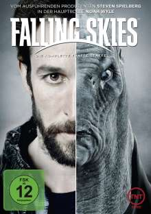 Falling Skies Season 5 (finale Staffel), 3 DVDs