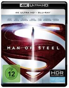 Man Of Steel (Ultra HD Blu-ray & Blu-ray), 2 Ultra HD Blu-rays
