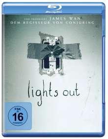 Lights Out (Blu-ray), Blu-ray Disc