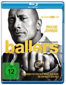 Ballers Staffel 1 (Blu-ray), 2 Blu-ray Discs
