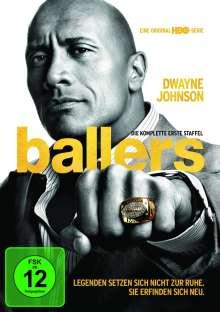 Ballers Staffel 1, 2 DVDs