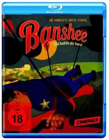 Banshee Season 3 (Blu-ray), 4 Blu-ray Discs