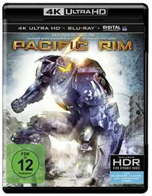 Pacific Rim (Ultra HD Blu-ray & Blu-ray), 1 Ultra HD Blu-ray und 1 Blu-ray Disc
