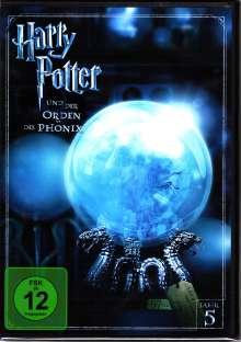 Harry Potter und der Orden des Phönix, DVD