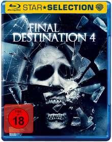 Final Destination 4 (Blu-ray), Blu-ray Disc