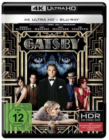 Der große Gatsby (2013) (Ultra HD Blu-ray & Blu-ray), Ultra HD Blu-ray