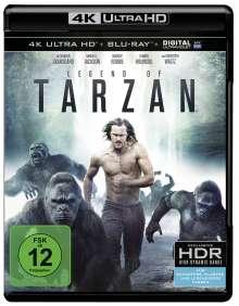 Legend of Tarzan (Ultra HD Blu-ray & Blu-ray), 2 Ultra HD Blu-rays