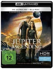 Jupiter Ascending (Ultra HD Blu-ray & Blu-ray), 1 Ultra HD Blu-ray und 1 Blu-ray Disc