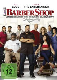 Barbershop: The Next Cut, DVD