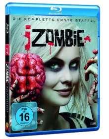 iZombie Staffel 1 (Blu-ray), 3 Blu-ray Discs