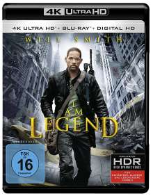 I Am Legend (Ultra HD Blu-ray), Ultra HD Blu-ray