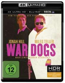 War Dogs (Ultra HD Blu-ray & Blu-ray), Ultra HD Blu-ray