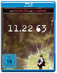 11.22.63 - Der Anschlag (Komplette Miniserie) (Blu-ray), 2 Blu-ray Discs