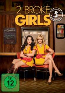 Two Broke Girls Staffel 5, 3 DVDs