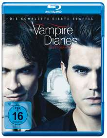 The Vampire Diaries Staffel 7 (Blu-ray), 3 Blu-ray Discs