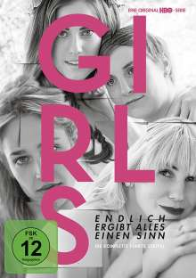 Girls Staffel 5, 2 DVDs