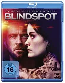 Blindspot Staffel 1 (Blu-ray), 4 Blu-ray Discs