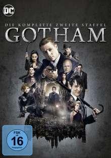 Gotham Staffel 2, 6 DVDs