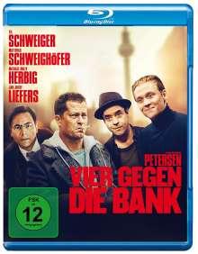 Vier gegen die Bank (Blu-ray), Blu-ray Disc
