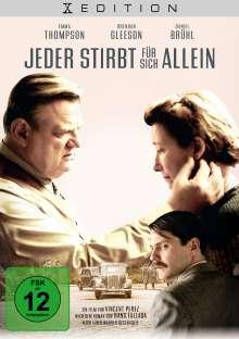 Jeder stirbt für sich allein (2016), DVD