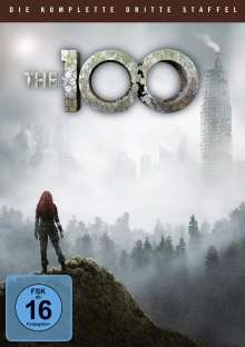 The 100 Staffel 3, 3 DVDs