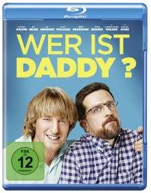 Wer ist Daddy? (Blu-ray), Blu-ray Disc