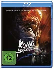 Kong: Skull Island (Blu-ray), Blu-ray Disc