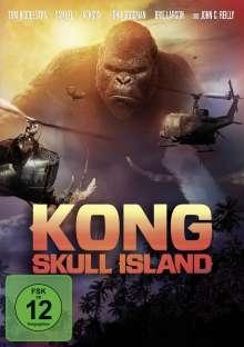 Kong: Skull Island, DVD