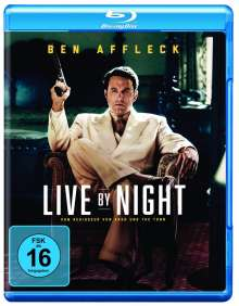 Live By Night (Blu-ray), Blu-ray Disc
