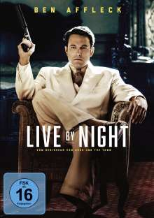 Live By Night, DVD