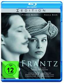 Frantz (Blu-ray), Blu-ray Disc