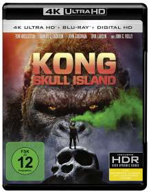 Kong: Skull Island (Ultra HD Blu-ray & Blu-ray), Ultra HD Blu-ray