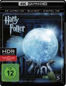 Harry Potter und der Orden des Phönix (Ultra HD Blu-ray & Blu-ray), Ultra HD Blu-ray