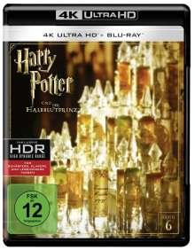 Harry Potter und der Halbblutprinz (Ultra HD Blu-ray & Blu-ray), 2 Ultra HD Blu-rays