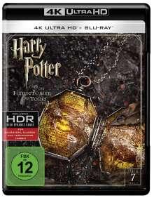 Harry Potter und die Heiligtümer des Todes Teil 1 (Ultra HD Blu-ray & Blu-ray), 1 Ultra HD Blu-ray und 1 Blu-ray Disc