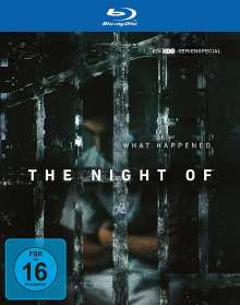 The Night of (Blu-ray), 3 Blu-ray Discs
